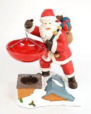 NEW Yankee Candle Santa On Roof Hanging Tart Warmer Burner