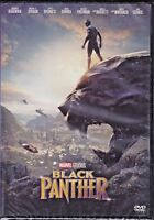 Dvd Marvel **BLACK PANTHER** nuovo 2018