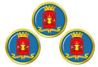 Italien Armée (Esercito Italiano) Marqueurs de Balles de Golf