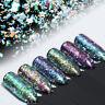 Born Pretty Chameleon Holographic Sequins Mirror Powder Nail Art Glitter Flakes