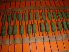10 Resistenza MOX 590-0 820ohm 3 Watt ossido di metallo 820r 3w 0617 081460