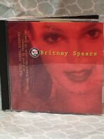 BRITNEY SPEARS clairol herbal essence PROMO CD + Interview    DEEP IN MY HEART
