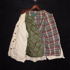 XL NOATAK Field Mens Coat Jacket Insulated Lined Canvas Outdoor Sport Cowboy