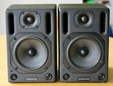 Sonodyne SM-50 Active Nearfield Professional Studio Monitors, Speakers