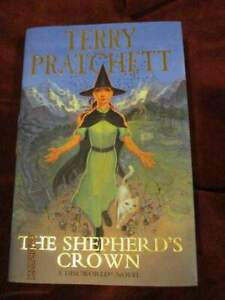 Terry Pratchett - THE SHEPHERD'S CROWN (Discworld) - 1st thus Brit