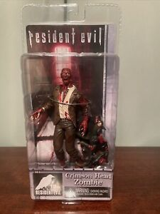 NECA Resident Evil Crimson Head Zombie Action Figure