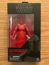 Star Wars Black Series Elite Praetorian Guard #50