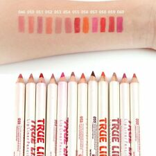 Fashion Matte Long-lasting Lip Balm Lipstick Lip Liner Pencil Makeup 12Color/Set