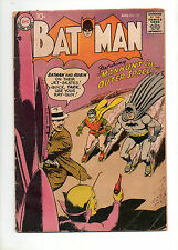 Batman #117 1958 VG 4.0 Sci-Fi Crime Cover! Batman & Robin on Jet-Skates! TOUGH