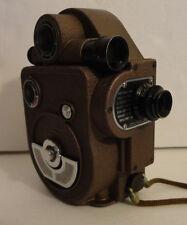 Revere Double 8mm Camera