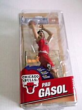 McFarlane Pau Gasol NBA Series 27 Chicago Bulls new in hand