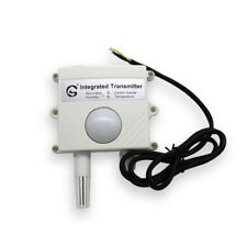 Four in One Light Temperature and Humidity T&H CO2 Transmitters 485 output