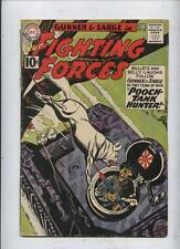 Our Fighting Forces #63 & 64  DC war comic  Russ Heath art pooch