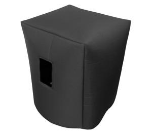 "Alto Black 18 Subwoofer Cover - Black, Water Resistant, 1/2"" Padding (alto006p)"