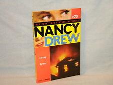 Nancy Drew Girl Detective #20 Getting Burned 1st pb Mystery Carolyn Keene