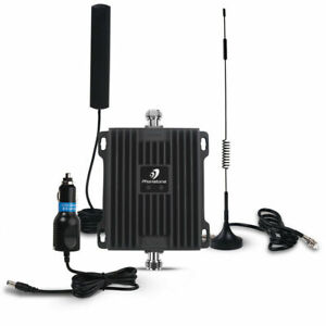 850/1900MHz Cell Phone Signal Booster GSM Call Repeater Band 5/2 For Car Vehicle