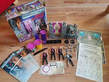 Terminator 2 Bio Flesh Regenerator playset (Kenner / 1991 / Rare / Toy / Bundle)