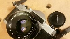 Chinon CS Camera & 55mm F1.7 M42 Screw-Mount Lens Working but faulty light meter