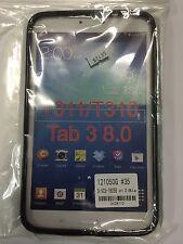 Samsung Galaxy Tab 3 8.0 TPU Case Cover Black TPU6516102 Brand New Original pack