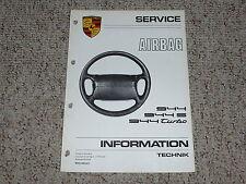 1987 Porsche 944S 944 S Turbo Airbag Shop Service Repair Workshop Manual