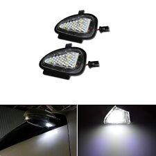 2 ÉCLAIRAGE SOUS RÉTROVISEUR LED A 18 LED SMD VW GOLF 6 TOURAN > 2010