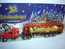 Christmas Truck schutzenberger francia Beer cerveza 1/87 h0