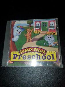 Jump Start Preschool Users Guide [CD-ROM]