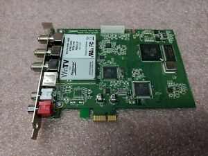 Hauppauge 5188-8538 HVR-1800 ATSC/QAM/NTSC/FM TV Tuner PCI-E x1 Capture Card
