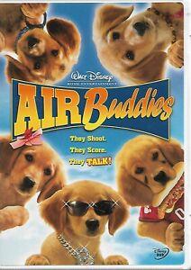 "Disney's - ""Air Buddies"" (DVD, 2006, Widescreen) They Talk!! ShipsFREE!!"