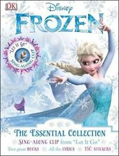 Disney Frozen Essential Collection by Dorling Kindersley Publishing Staff...