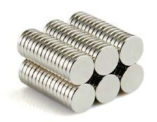 Lot 100 200 500 Rare Earth Neodymium Disc Magnets 6 X 15mm 14 X 116 Inch