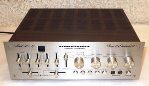 MARANTZ Model 4070 / Stereo 2 + Quadradial 4 Verstärker / Quadrophonie