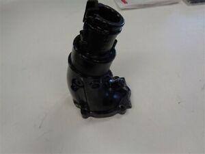 MERCURY 8M2007020 BLACK CAST STEEL STARBOARD EXHAUST ELBOW MARINE BOAT