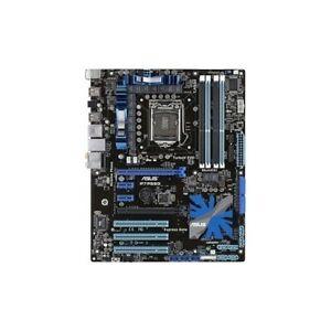 ASUS P7P55D Intel P55 Mainboard ATX Sockel 1156 Refurbished  #305017