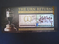 N o---1--2014   MINI  SHEET  --   THE  URN  RETURNS  --CTO