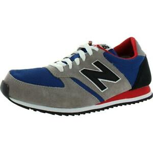 New Balance Men's U420 Suede Low-Top Classic Lifestyle Running Sneakers Shoe