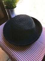 Black Women's Casual Everyday hat