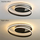 48W Modern Ceiling Lights Lamp Living Room Bedroom Deco Dimmable Remote Control