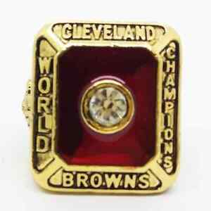 1955 Cleveland Browns Championship ring NFL