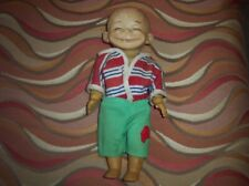 Alfred E. Neuman knockoff? Rubber Doll, Mad Magazine Character Rare Collectible