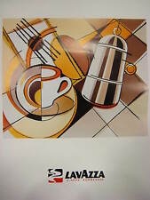 Lavazza Cafe des ARTS Limited Edition Vintage Poster