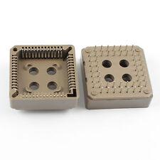 10Pcs New PLCC52 PLCC 52 Pin DIP IC Socket Adapter PLCC Converter