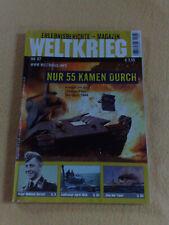 Weltkrieg Magazin Nr. 62 Nur 55 kamen durch Major Hellmut Kerutt Festen Platz