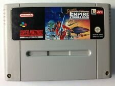 Super Star Wars The Empire Strikes Back SNES Super Nintendo S362G1
