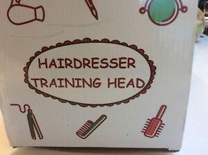 Hairdresser Training Head