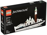 Lego architecture Venice 21026 Free Shipping with Tracking number New from Japan