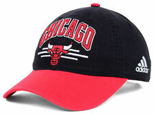 BRAND NEW Chicago Bulls Slouch Fit Adjustable Hat NBA Adidas Snapback Cap NBA