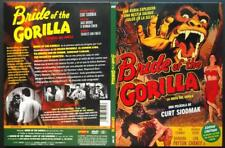 BRIDE OF THE GORILLA - NEW - English with Español&french subs