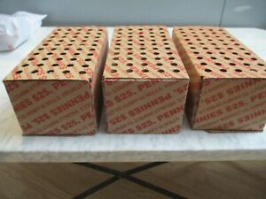 3 SEALED BOXES UNSEARCHED PENNIES-$25- DIRECT FROM ARMORY-10 FREE ROLL $80 FACE