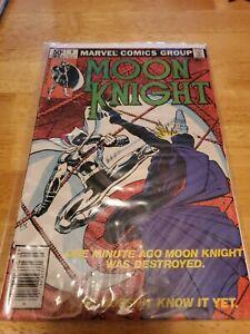 Moon Knight #9 (Jul 1981, Marvel)